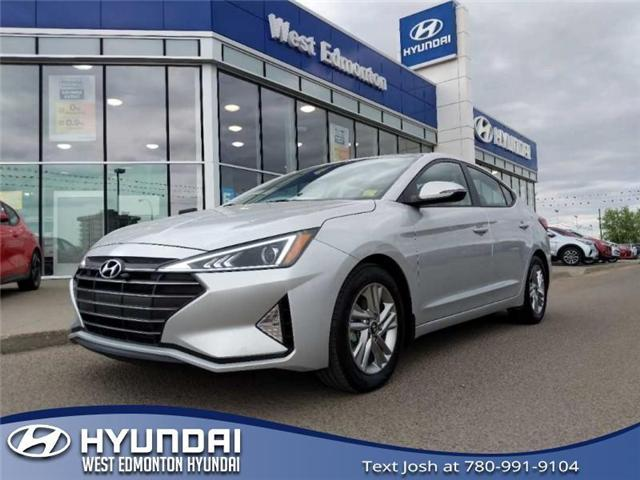2019 Hyundai Elantra Limited (Stk: EL96264) in Edmonton - Image 1 of 22