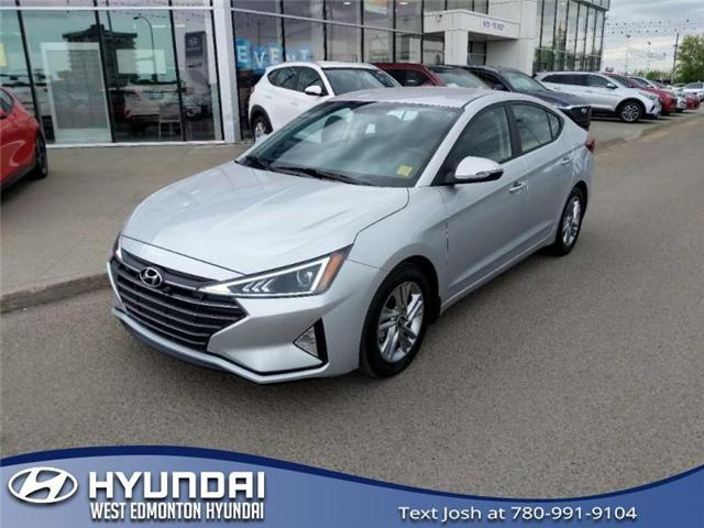 2019 Hyundai Elantra Limited (Stk: EL96264) in Edmonton - Image 2 of 22