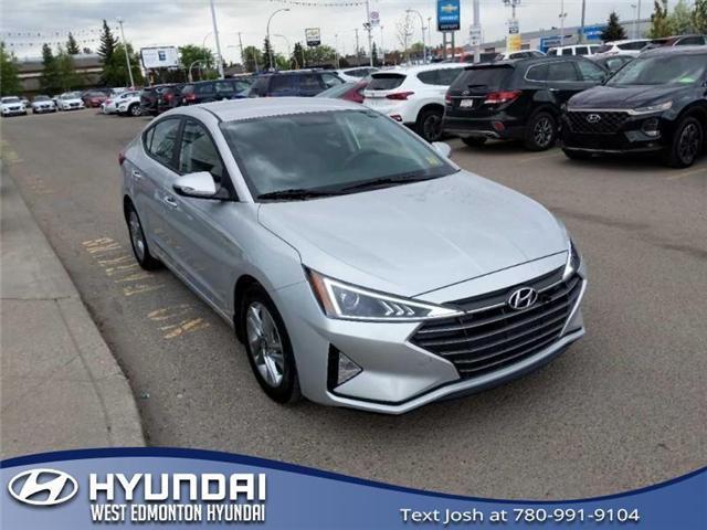 2019 Hyundai Elantra Limited (Stk: EL96264) in Edmonton - Image 4 of 22