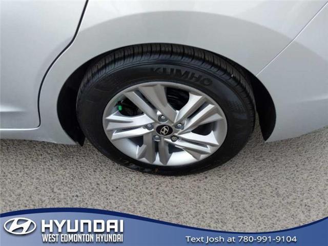 2019 Hyundai Elantra Limited (Stk: EL96264) in Edmonton - Image 10 of 22