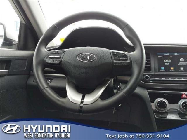 2019 Hyundai Elantra Limited (Stk: EL96264) in Edmonton - Image 12 of 22