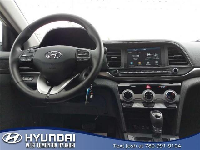 2019 Hyundai Elantra Limited (Stk: EL96264) in Edmonton - Image 13 of 22