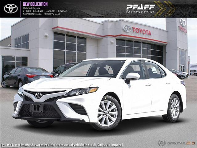 2019 Toyota Camry 4-Door Sedan SE 8A (Stk: H19320) in Orangeville - Image 1 of 25