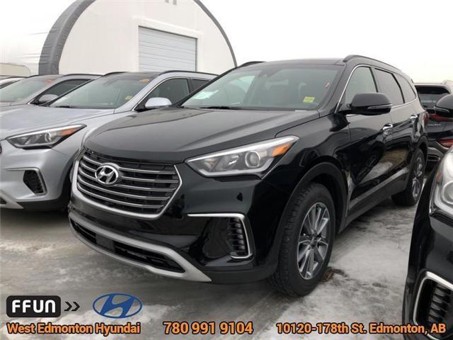 2019 Hyundai Santa Fe XL  (Stk: SX95381) in Edmonton - Image 1 of 6