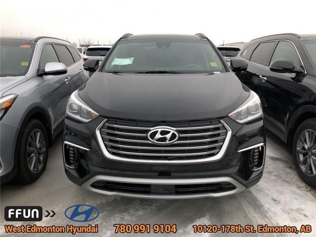 2019 Hyundai Santa Fe XL  (Stk: SX95381) in Edmonton - Image 2 of 6