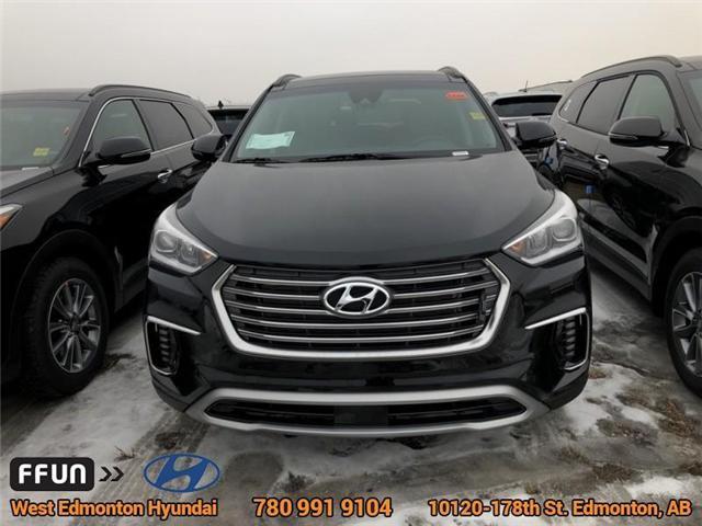 2019 Hyundai Santa Fe XL  (Stk: SX95493) in Edmonton - Image 2 of 6