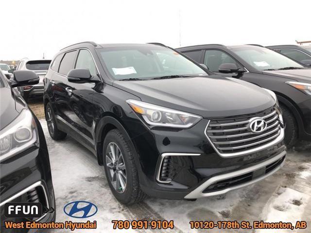 2019 Hyundai Santa Fe XL  (Stk: SX95493) in Edmonton - Image 3 of 6
