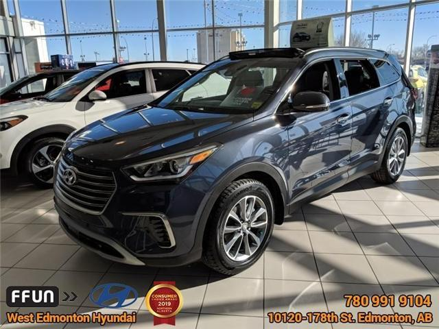 2019 Hyundai Santa Fe XL  (Stk: SX94231) in Edmonton - Image 1 of 17