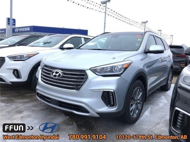 2019 Hyundai Santa Fe XL  (Stk: SX94660) in Edmonton - Image 1 of 6