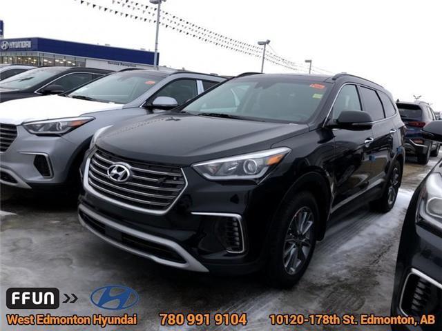 2019 Hyundai Santa Fe XL  (Stk: SX94805) in Edmonton - Image 1 of 6