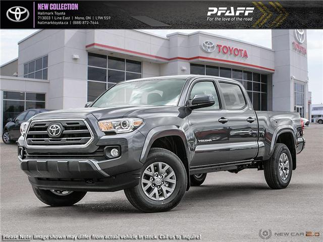 2019 Toyota Tacoma 4x4 Double Cab V6 SR5 6A (Stk: H19505) in Orangeville - Image 1 of 24