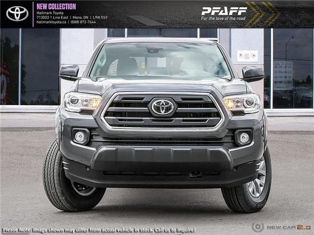 2019 Toyota Tacoma 4x4 Double Cab V6 SR5 6A (Stk: H19505) in Orangeville - Image 2 of 24