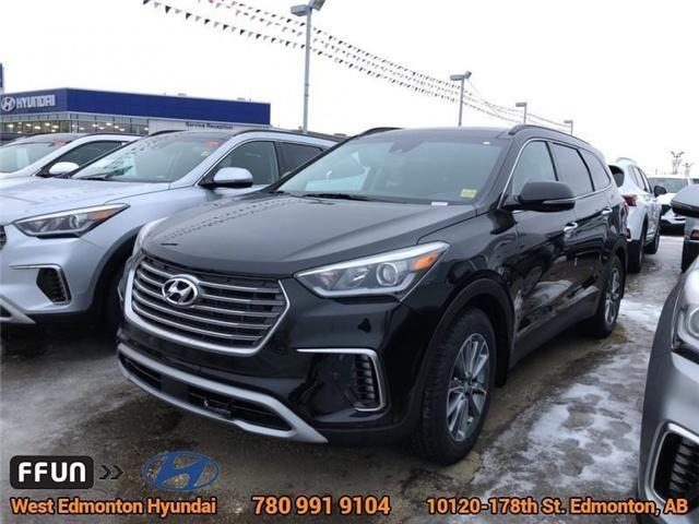 2019 Hyundai Santa Fe XL  (Stk: SX95307) in Edmonton - Image 1 of 6