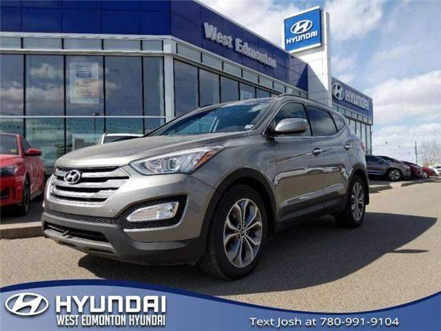 2014 Hyundai Santa Fe Sport 2.0T Limited (Stk: P0916) in Edmonton - Image 1 of 26