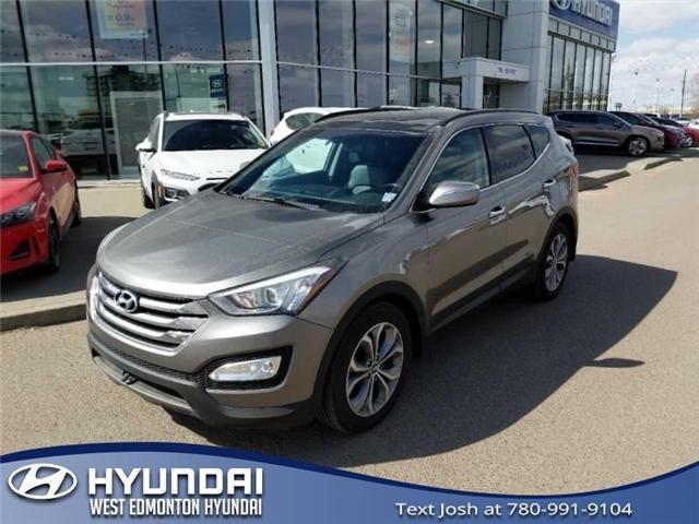 2014 Hyundai Santa Fe Sport 2.0T Limited (Stk: P0916) in Edmonton - Image 2 of 26