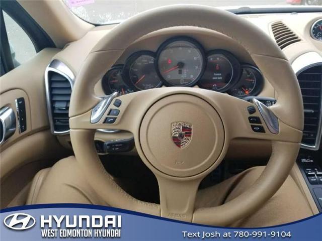 2013 Porsche Cayenne S (Stk: P0928) in Edmonton - Image 17 of 30