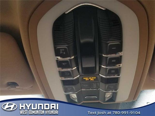 2013 Porsche Cayenne S (Stk: P0928) in Edmonton - Image 20 of 30