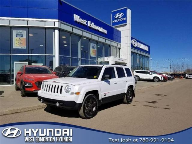 2017 Jeep Patriot Sport/North (Stk: 88499A) in Edmonton - Image 1 of 25