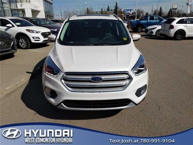 2018 Ford Escape Titanium (Stk: E4424) in Edmonton - Image 4 of 26