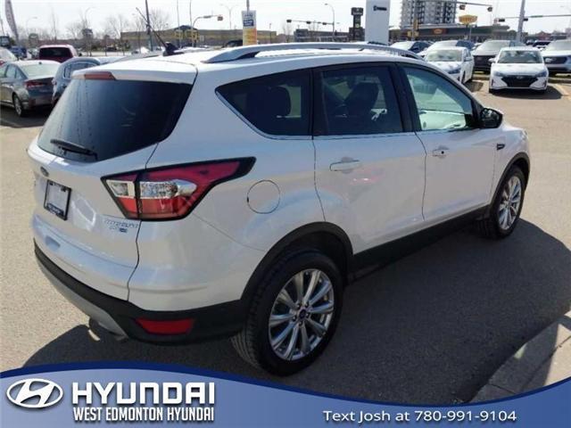 2018 Ford Escape Titanium (Stk: E4424) in Edmonton - Image 7 of 26