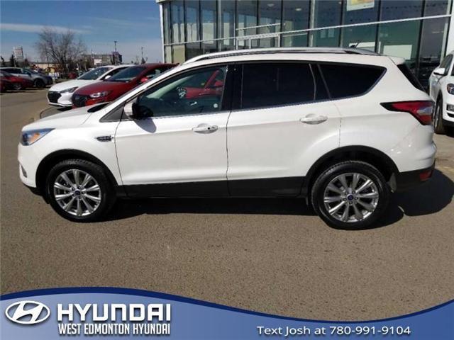 2018 Ford Escape Titanium (Stk: E4424) in Edmonton - Image 10 of 26