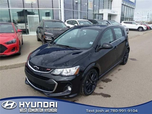 2017 Chevrolet Sonic Premier Auto (Stk: P0939) in Edmonton - Image 2 of 23