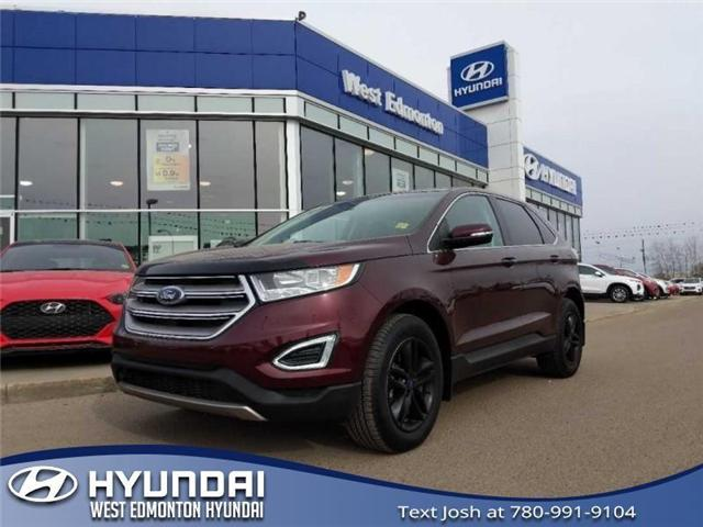 2017 Ford Edge SEL (Stk: E4440) in Edmonton - Image 1 of 26