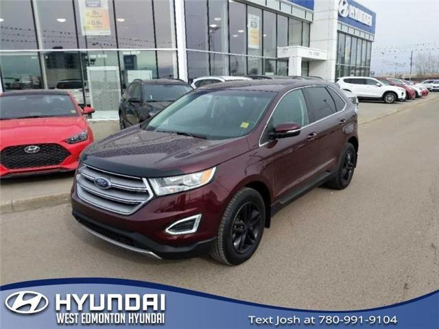 2017 Ford Edge SEL (Stk: E4440) in Edmonton - Image 2 of 26