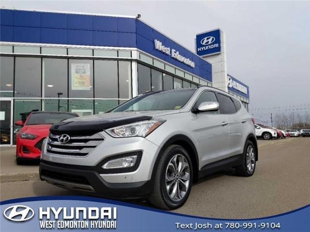 2014 Hyundai Santa Fe Sport  (Stk: 98047A) in Edmonton - Image 1 of 27