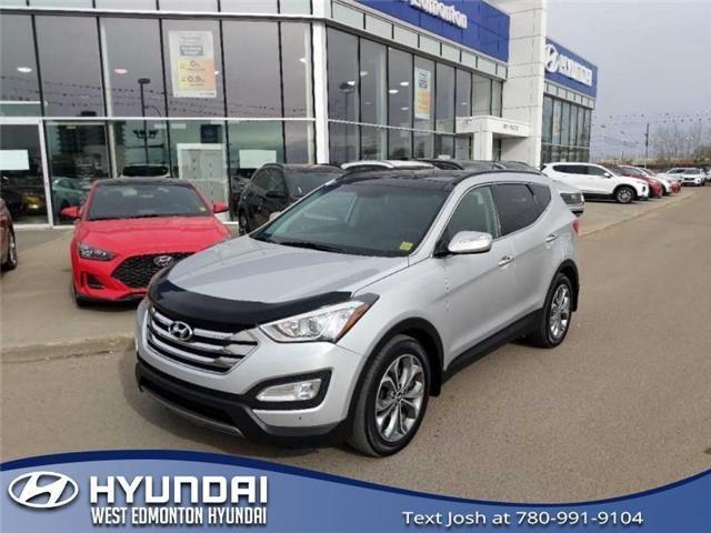 2014 Hyundai Santa Fe Sport  (Stk: 98047A) in Edmonton - Image 2 of 27