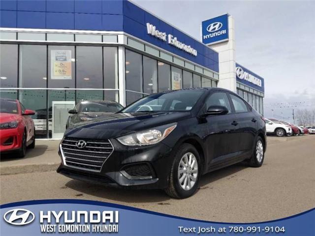 2018 Hyundai Accent  (Stk: P0942) in Edmonton - Image 1 of 23