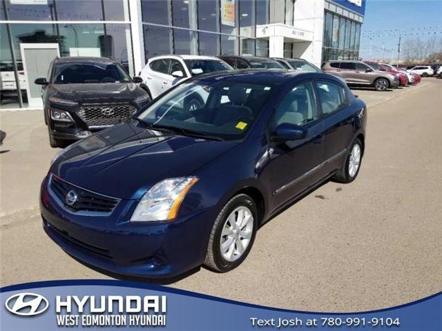 2011 Nissan Sentra  (Stk: 95400A) in Edmonton - Image 2 of 23