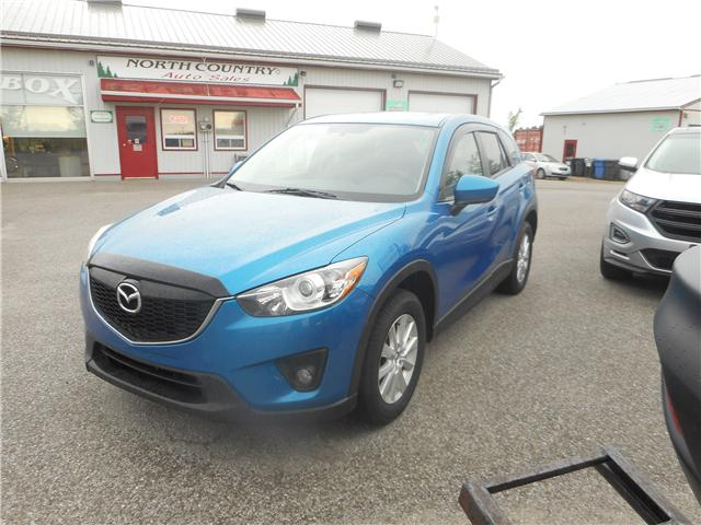 2013 Mazda CX-5 GS (Stk: NC 3758) in Cameron - Image 1 of 11