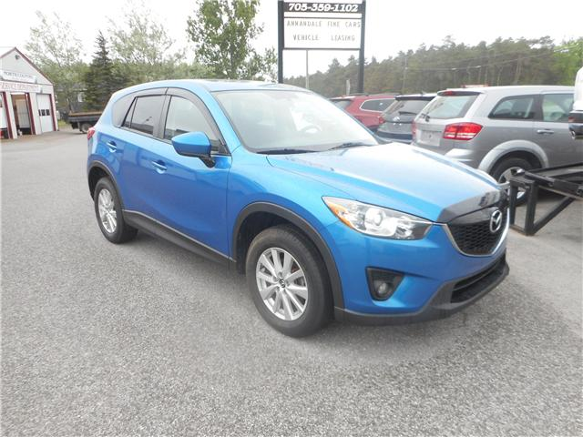 2013 Mazda CX-5 GS (Stk: NC 3758) in Cameron - Image 2 of 11