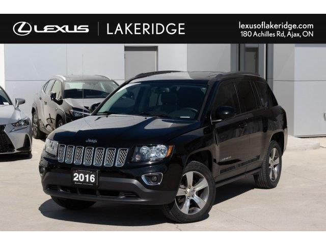 2016 Jeep Compass Sport/North (Stk: LD9046C) in Toronto - Image 1 of 25