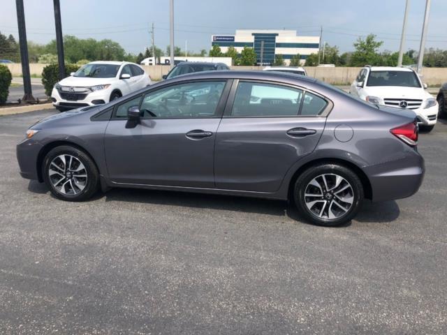 2015 Honda Civic EX (Stk: 341-98) in Oakville - Image 2 of 12
