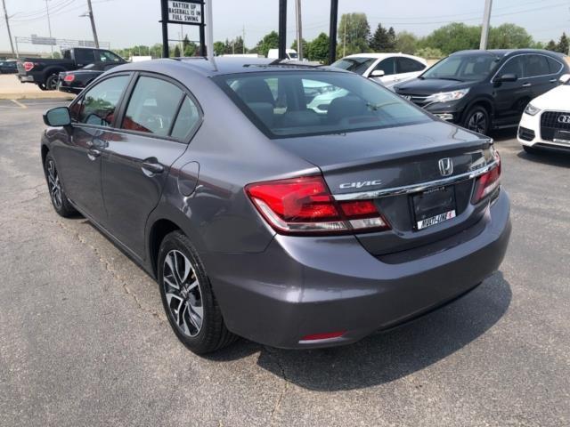 2015 Honda Civic EX (Stk: 341-98) in Oakville - Image 3 of 12
