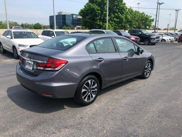 2015 Honda Civic EX (Stk: 341-98) in Oakville - Image 9 of 12