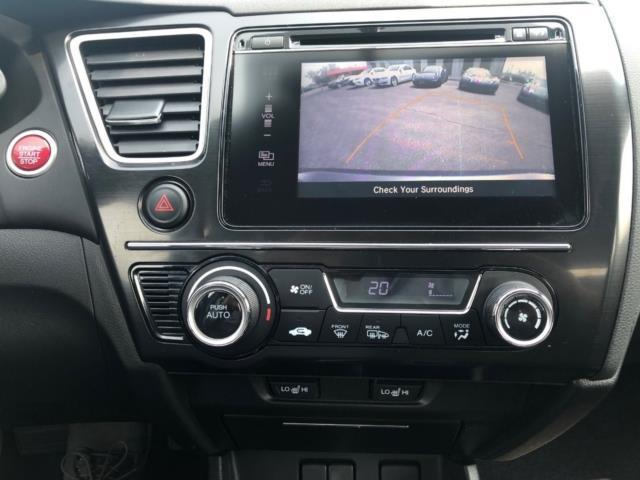 2015 Honda Civic EX (Stk: 341-98) in Oakville - Image 10 of 12