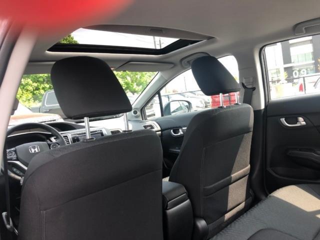2015 Honda Civic EX (Stk: 341-98) in Oakville - Image 12 of 12
