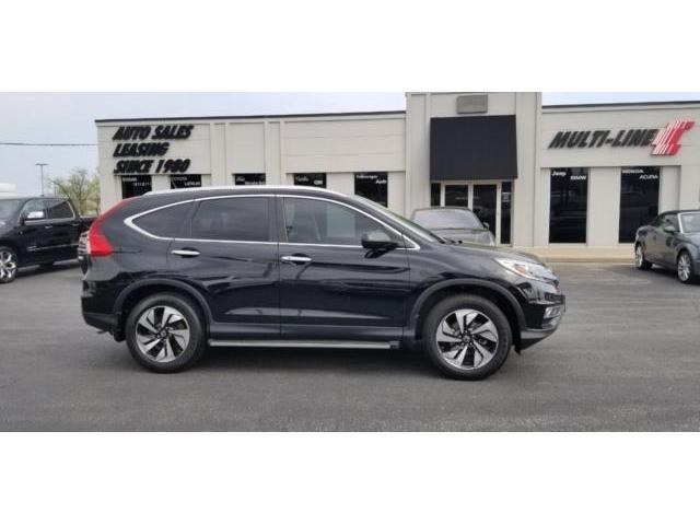 2015 Honda CR-V Touring (Stk: 341-00) in Oakville - Image 12 of 16