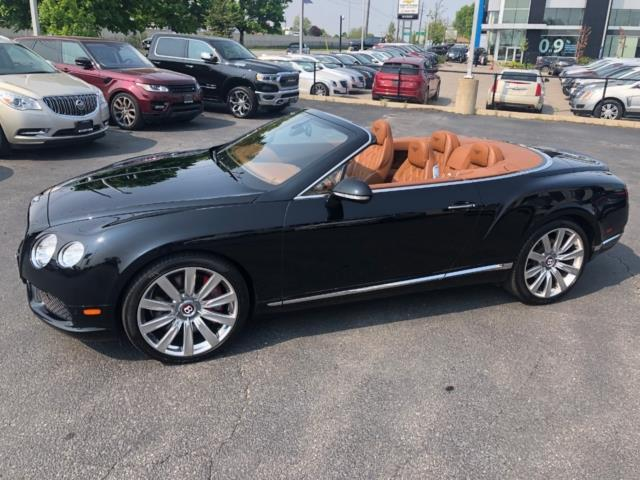 2013 Bentley Continental GTC V8 Convertible  (Stk: ML4760) in Oakville - Image 1 of 19
