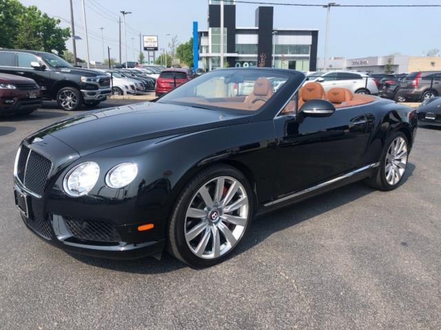 2013 Bentley Continental GTC V8 Convertible  (Stk: ML4760) in Oakville - Image 3 of 19