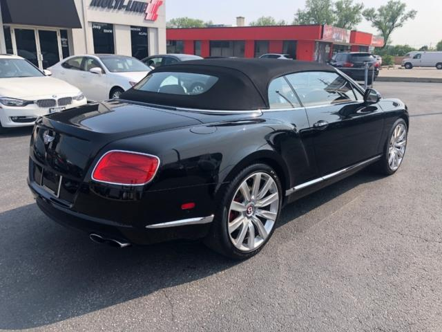2013 Bentley Continental GTC V8 Convertible  (Stk: ML4760) in Oakville - Image 11 of 19