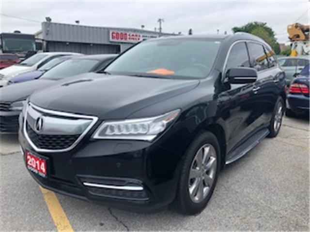 2014 Acura MDX Elite Package (Stk: 308485) in Burlington - Image 1 of 4