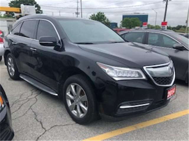 2014 Acura MDX Elite Package (Stk: 308485) in Burlington - Image 2 of 4
