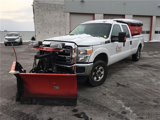 2012 Ford F-350 XLT (Stk: 306484) in Burlington - Image 2 of 8