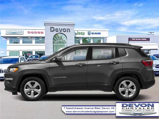 2019 Jeep Compass Upland Edition (Stk: 19CP6103) in Devon - Image 1 of 1