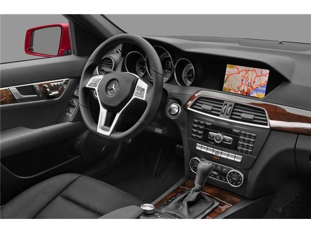 2012 Mercedes-Benz C-Class Base (Stk: 2841A) in Cochrane - Image 2 of 2