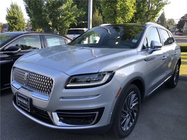 2019 Lincoln Nautilus Reserve (Stk: 19676) in Vancouver - Image 2 of 10